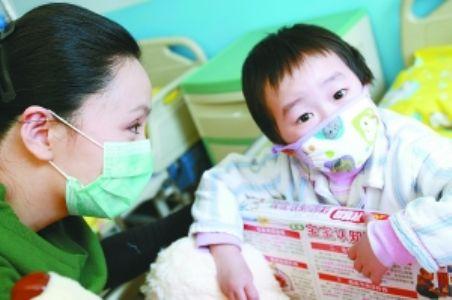 128名贫困白血病患儿喜获小天使基金资助