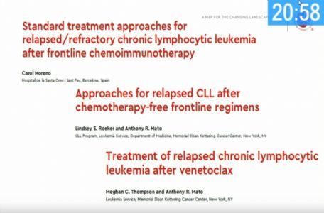 复发难治CLL治疗研究进展