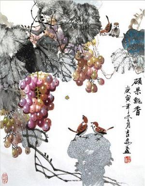 老画家微博在线拍卖画作救助安徽白血病女孩